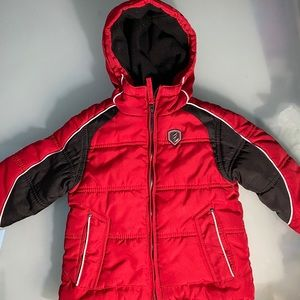 Not worn warm winter jacket 18m